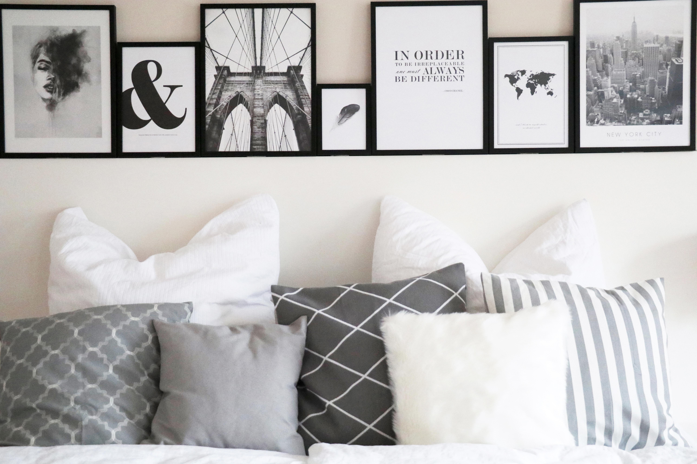It\'s Getting Cozy - Unser Neues Schlafzimmer in unserer Wohnung in ...