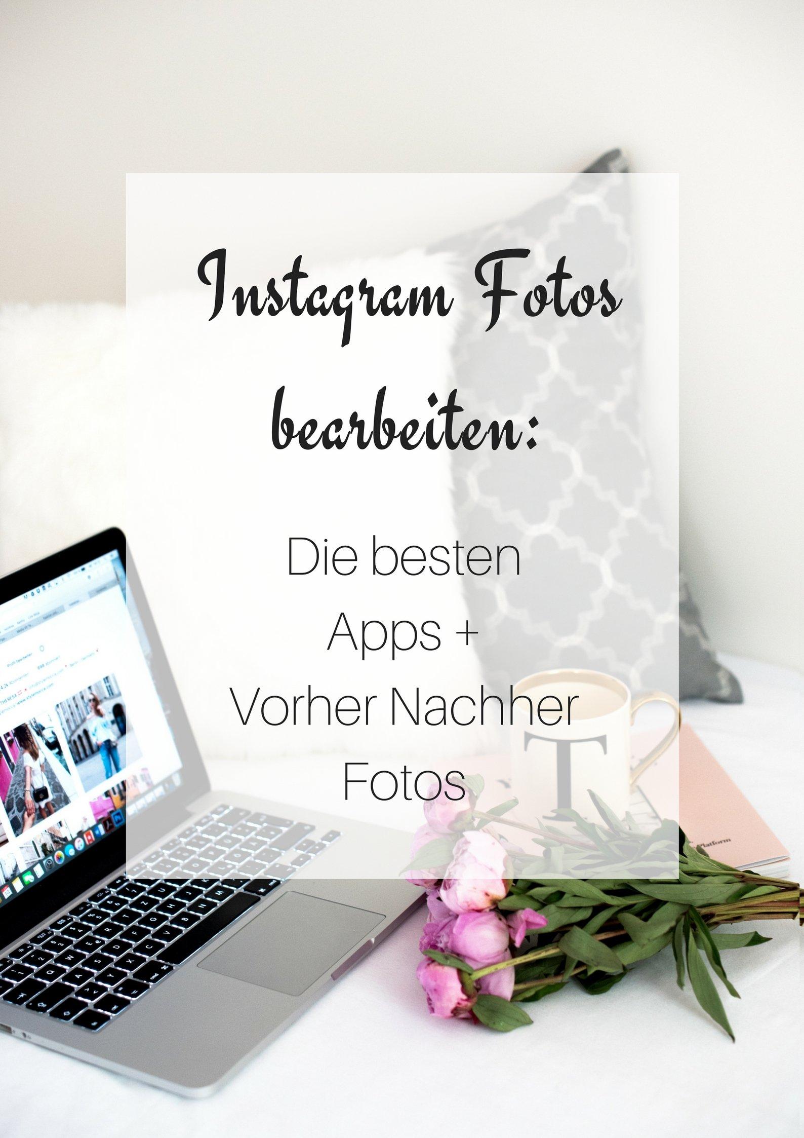 instagram fotos bearbeiten tipps tricks f r die. Black Bedroom Furniture Sets. Home Design Ideas