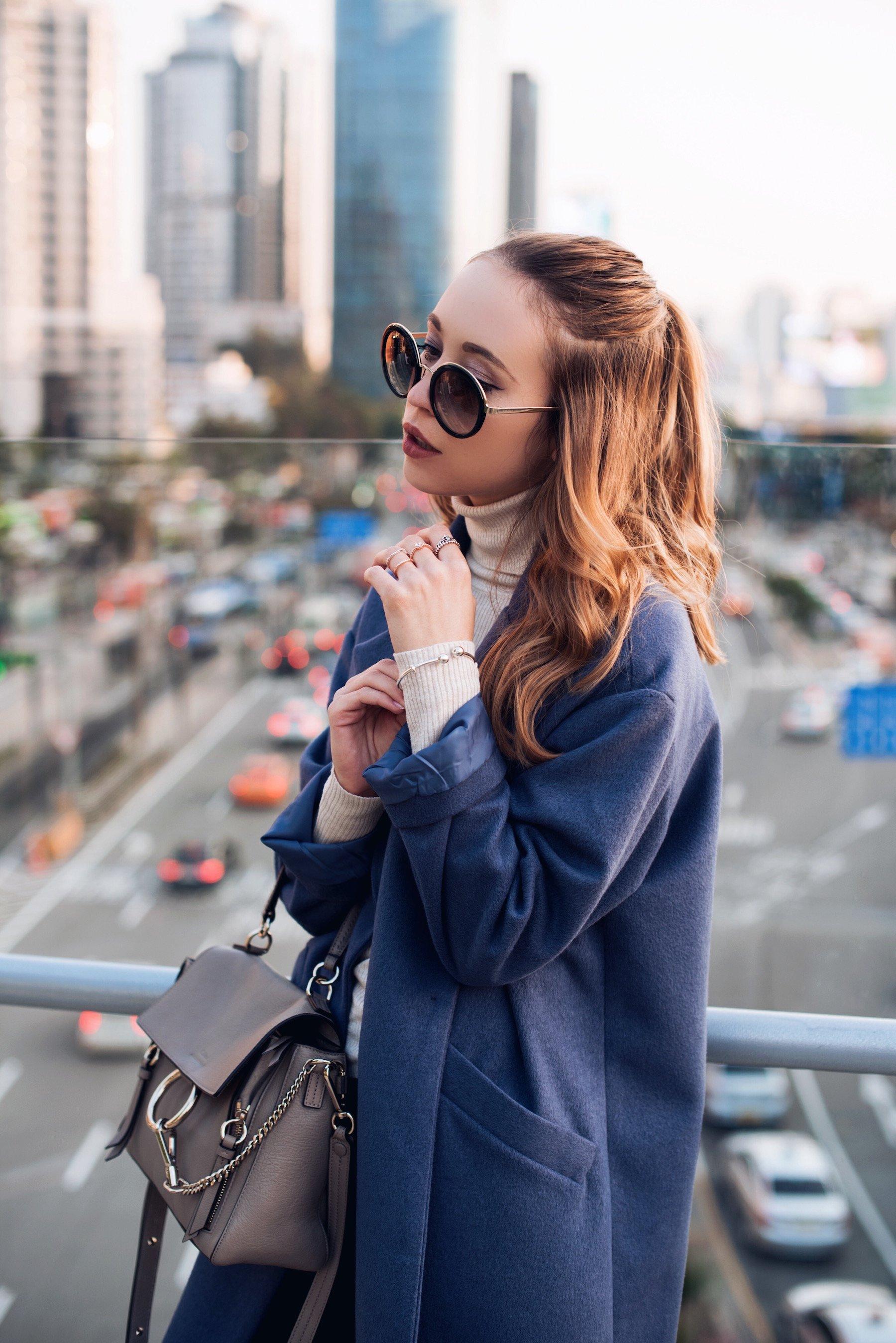 Trendfarbe Blau kombinieren