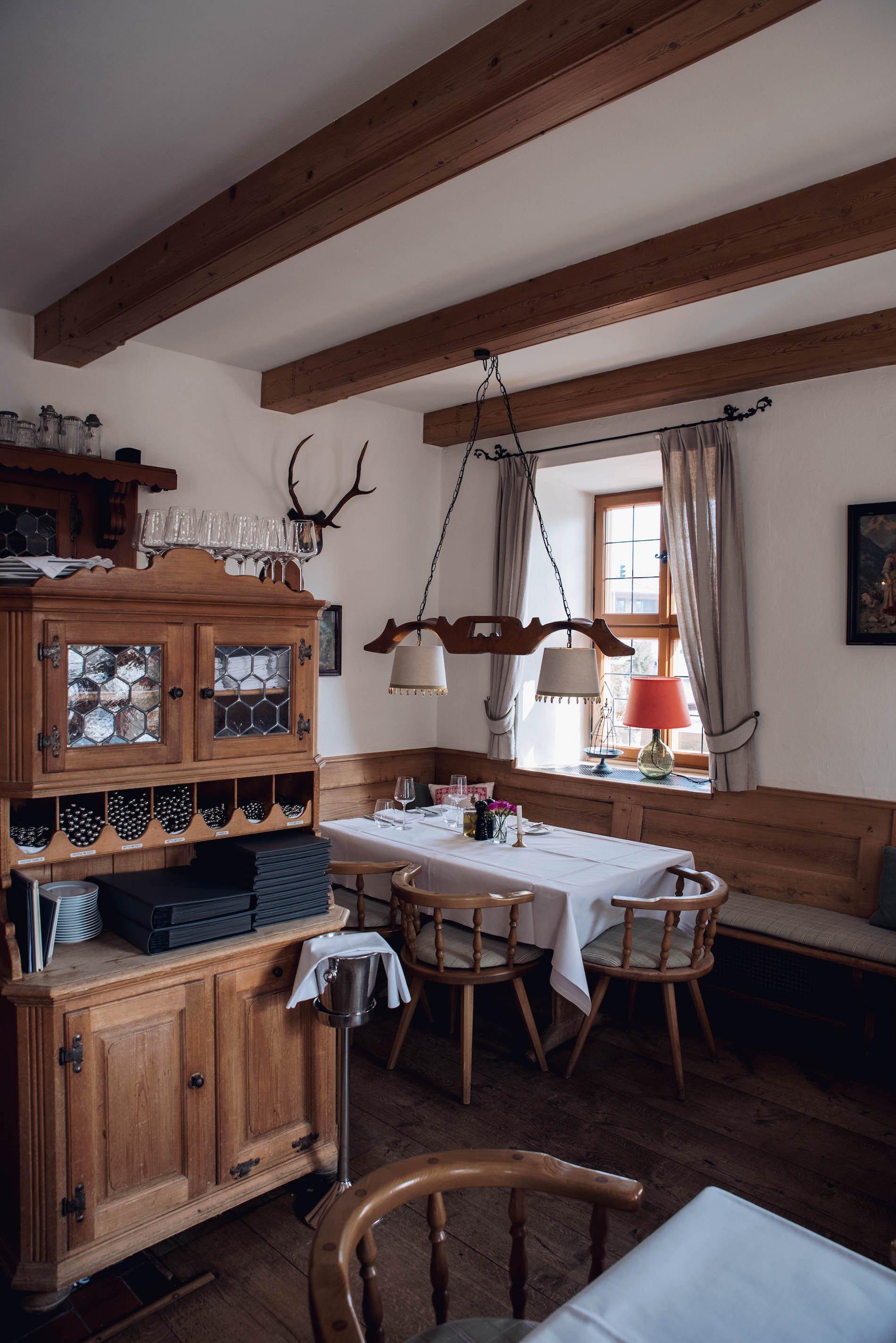 Wellnesshotel am Tegernsee Bachmair Weissach Restaurant