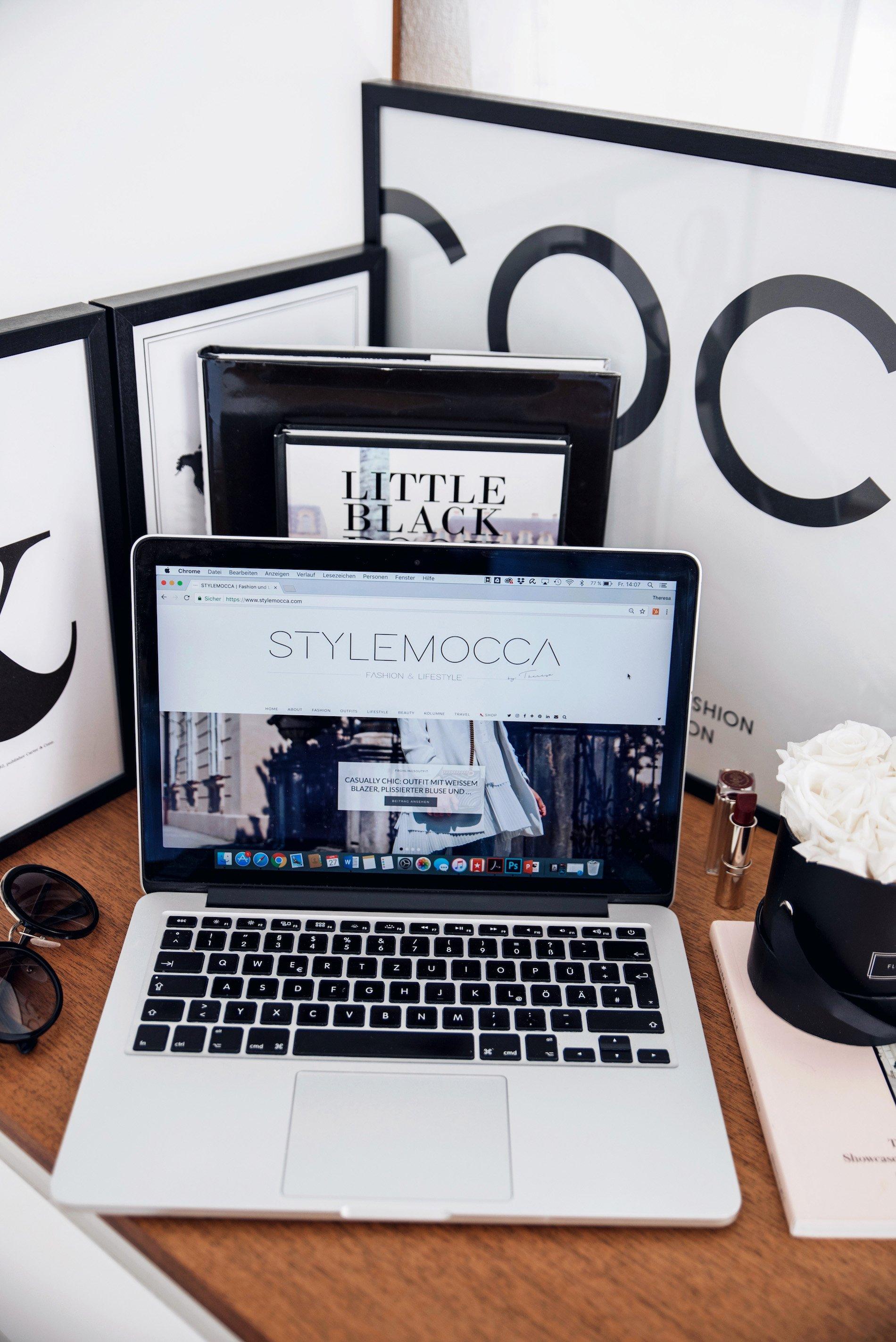 Selbstständig als Blogger - Gewerbeanmeldung, Versicherung und steuerliche Angelegenheiten