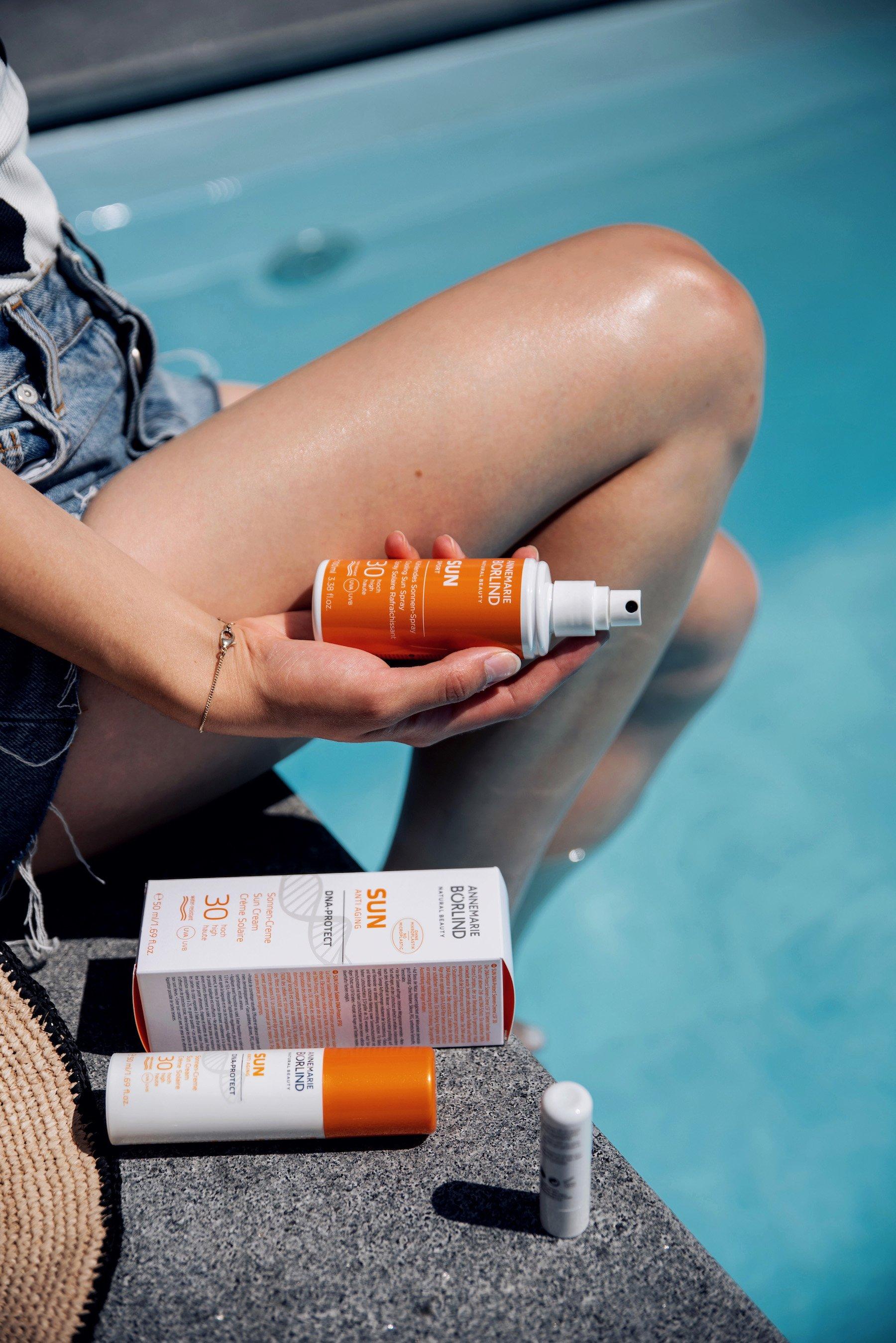 Sommer, Sonne, Sonnenschein - Meine ganz persönlichen Sonnenpflege-Favoriten und Anti-Sonnenbrand Tipps