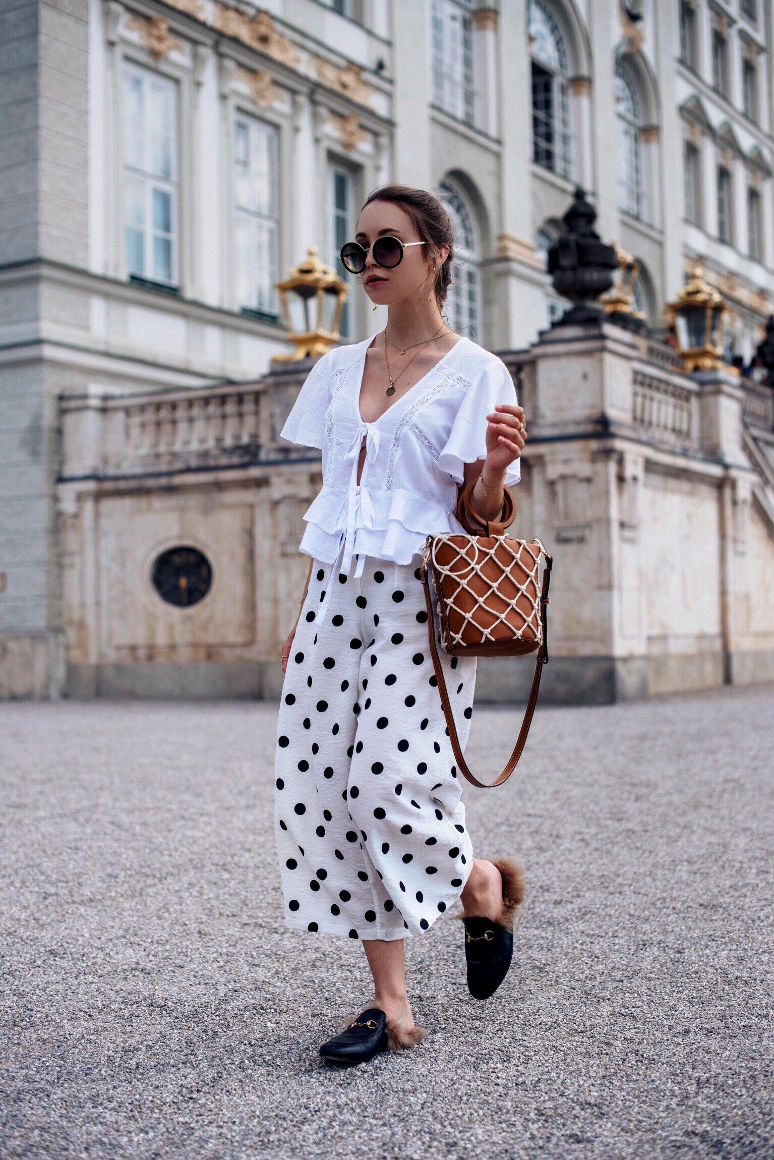 Das neue Trendmuster Polka Dots - Die schönsten Pünktchen Pieces für den Sommer