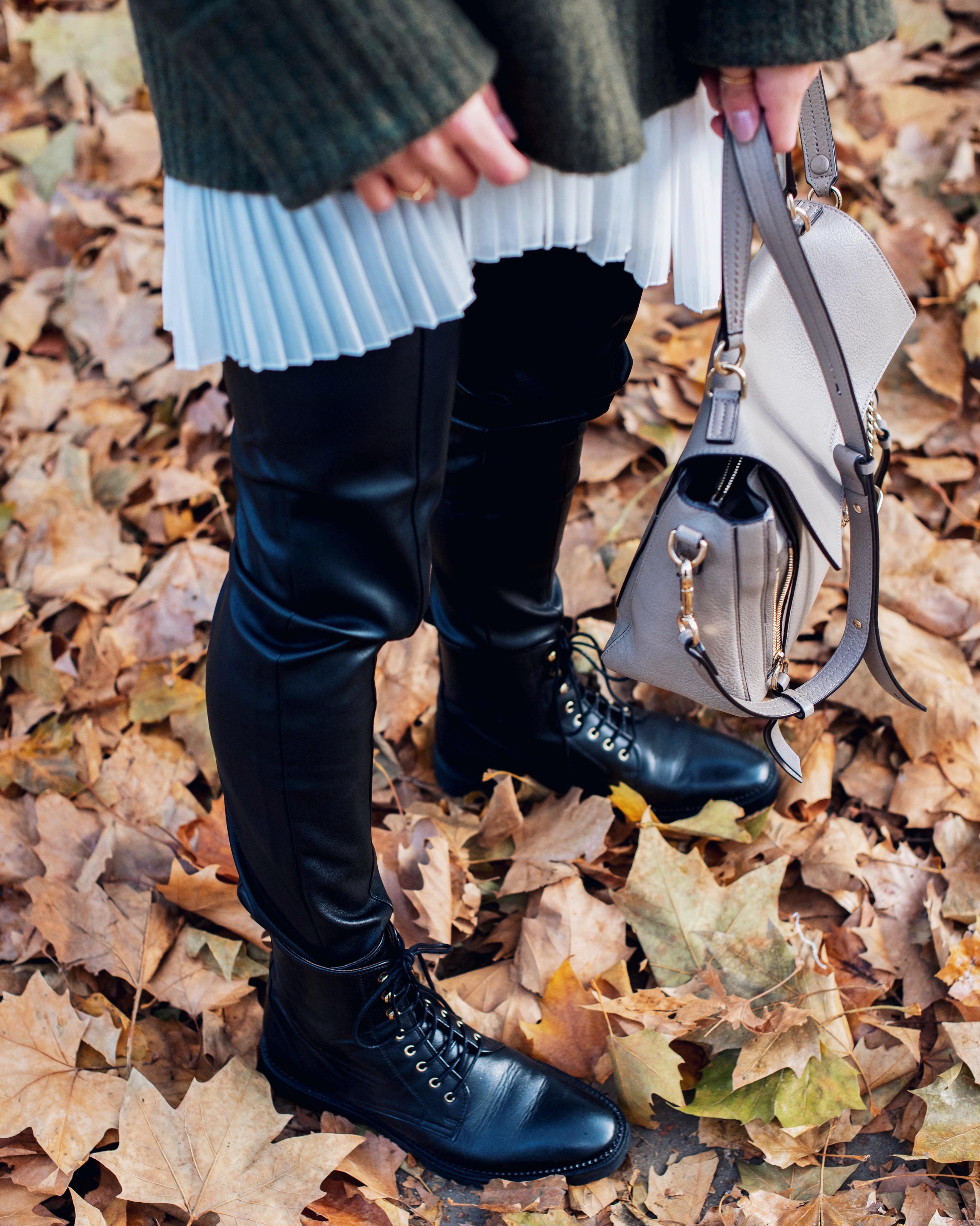 Herbstmode Must Haves Herbst und Winter 2018
