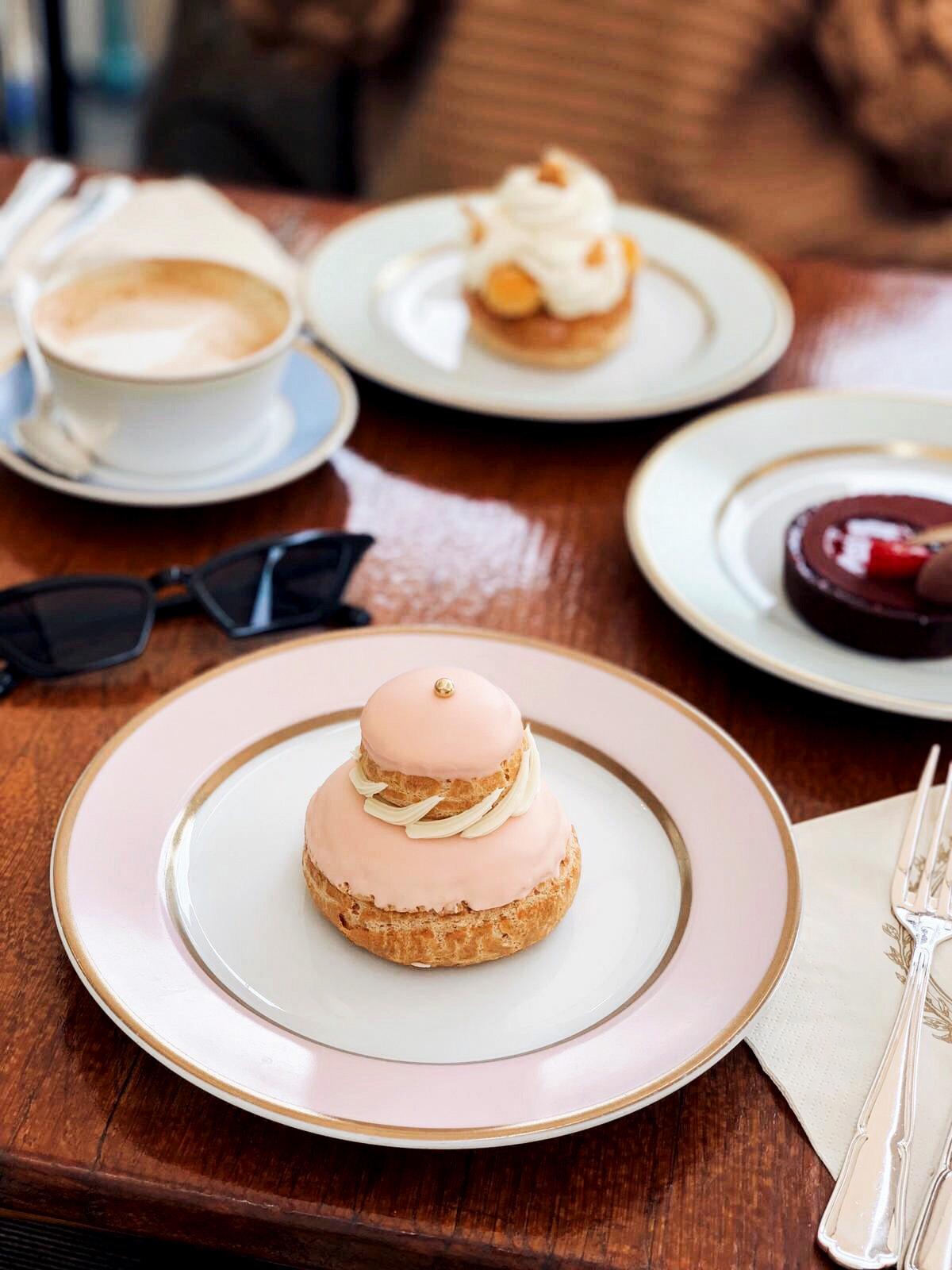 Instagrammable Cafés: Die besten Cafés in London