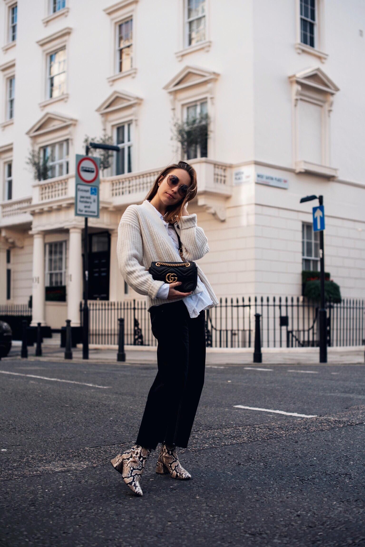 Jeans Culotte kombinieren