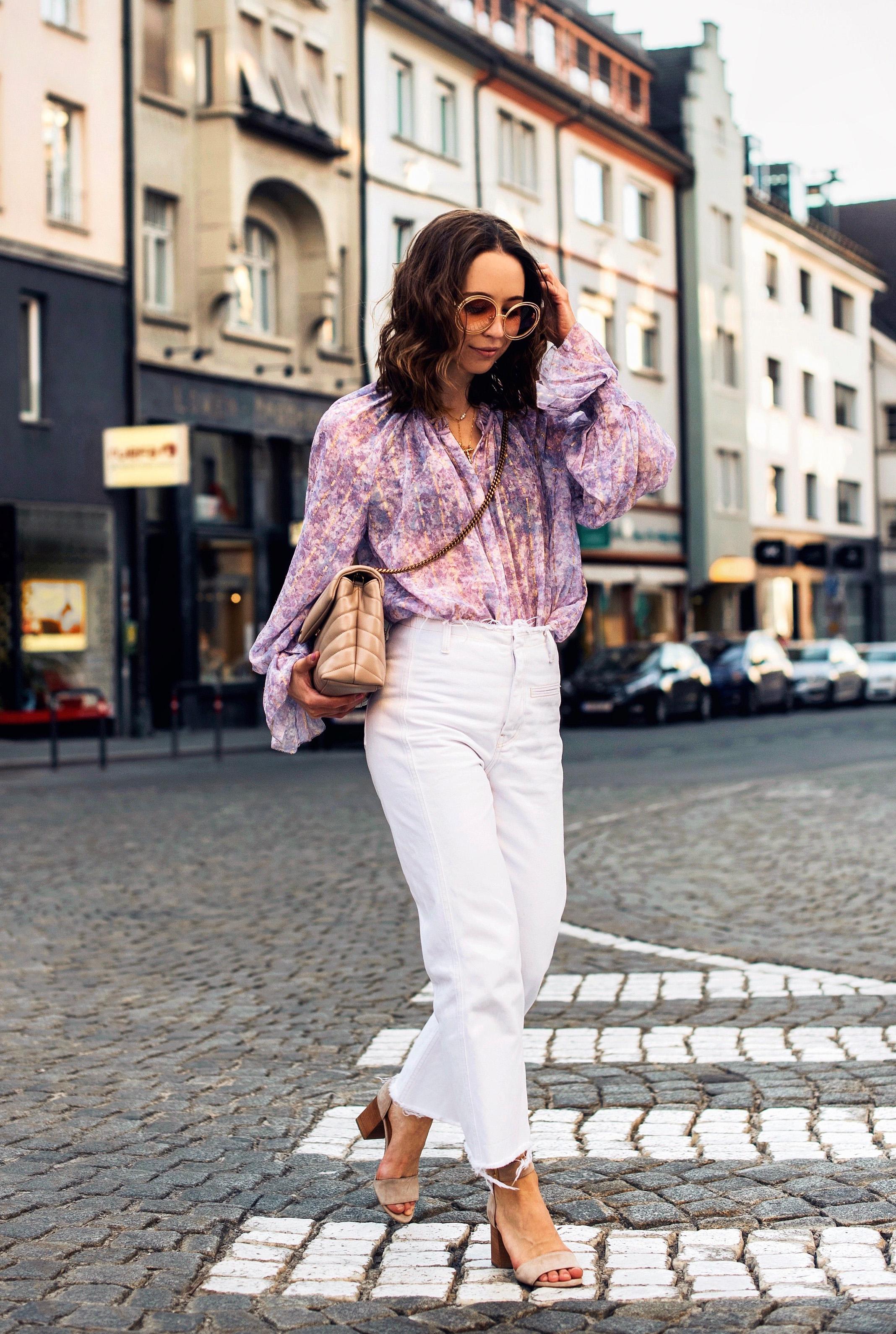 Blusen-Mania: Die 50 schönsten Blusen für den Frühling und Sommer
