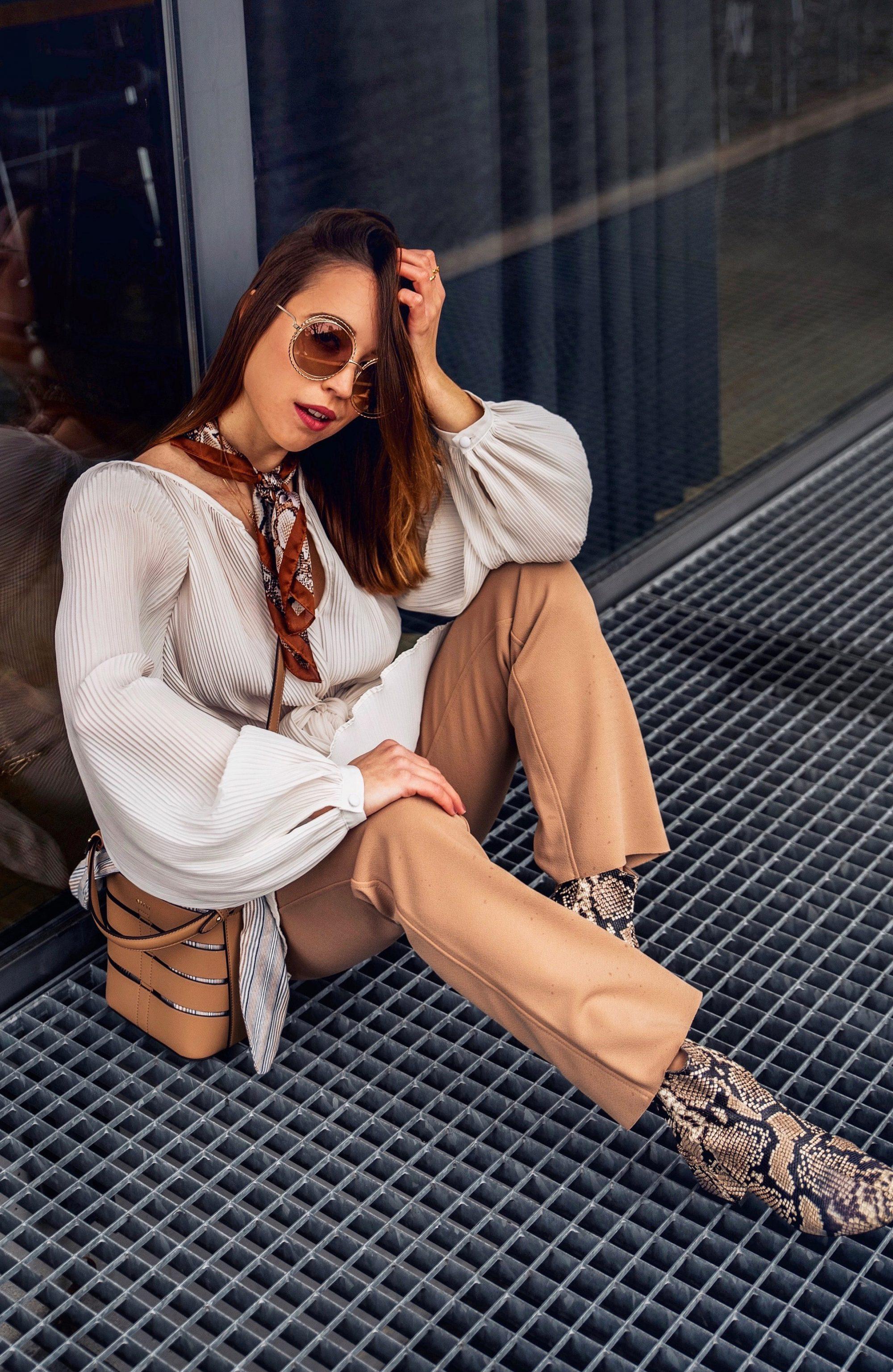 Die schönsten Blusen für den Sommer 2019