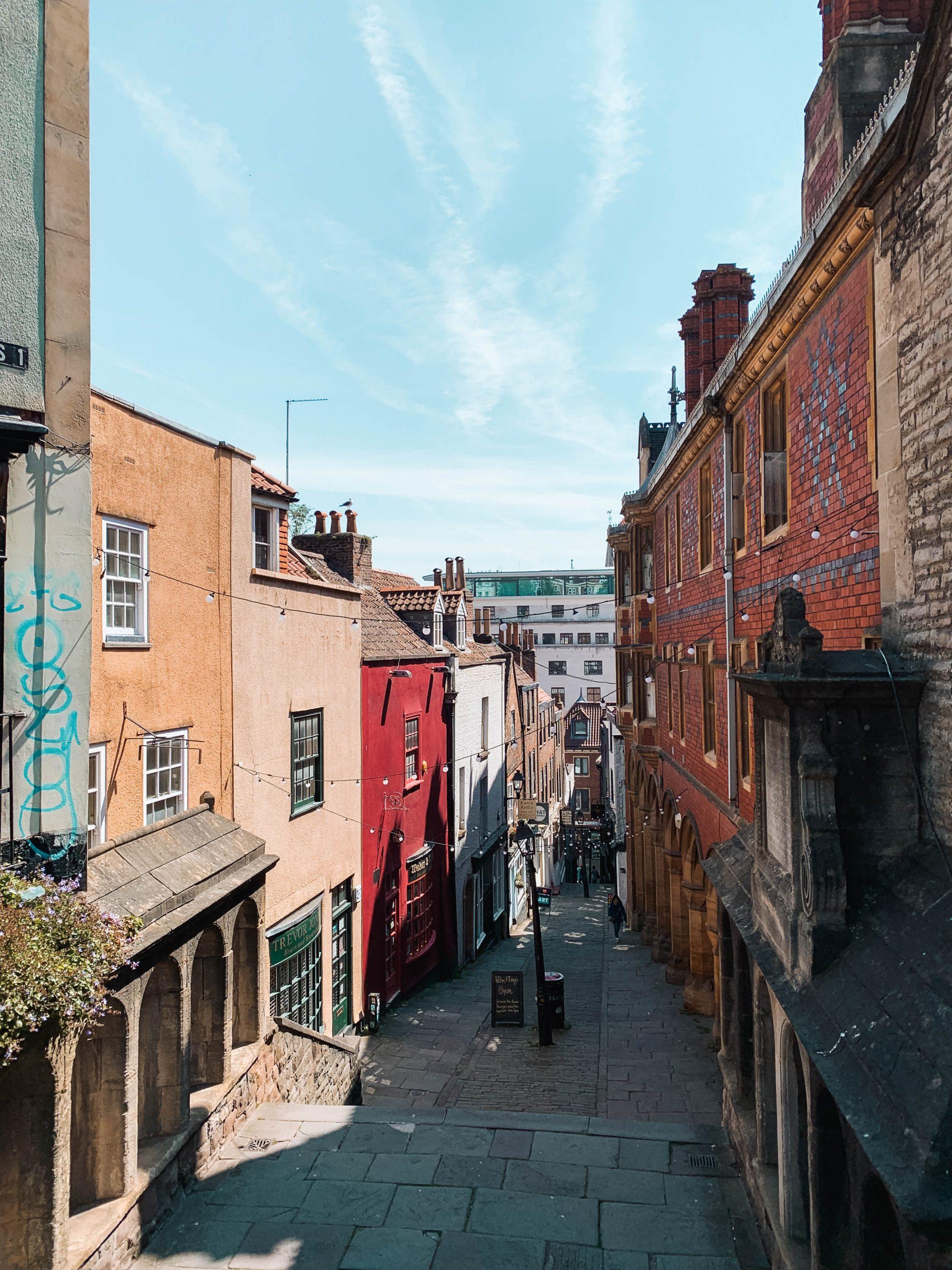 Bristol, Urlaub in England