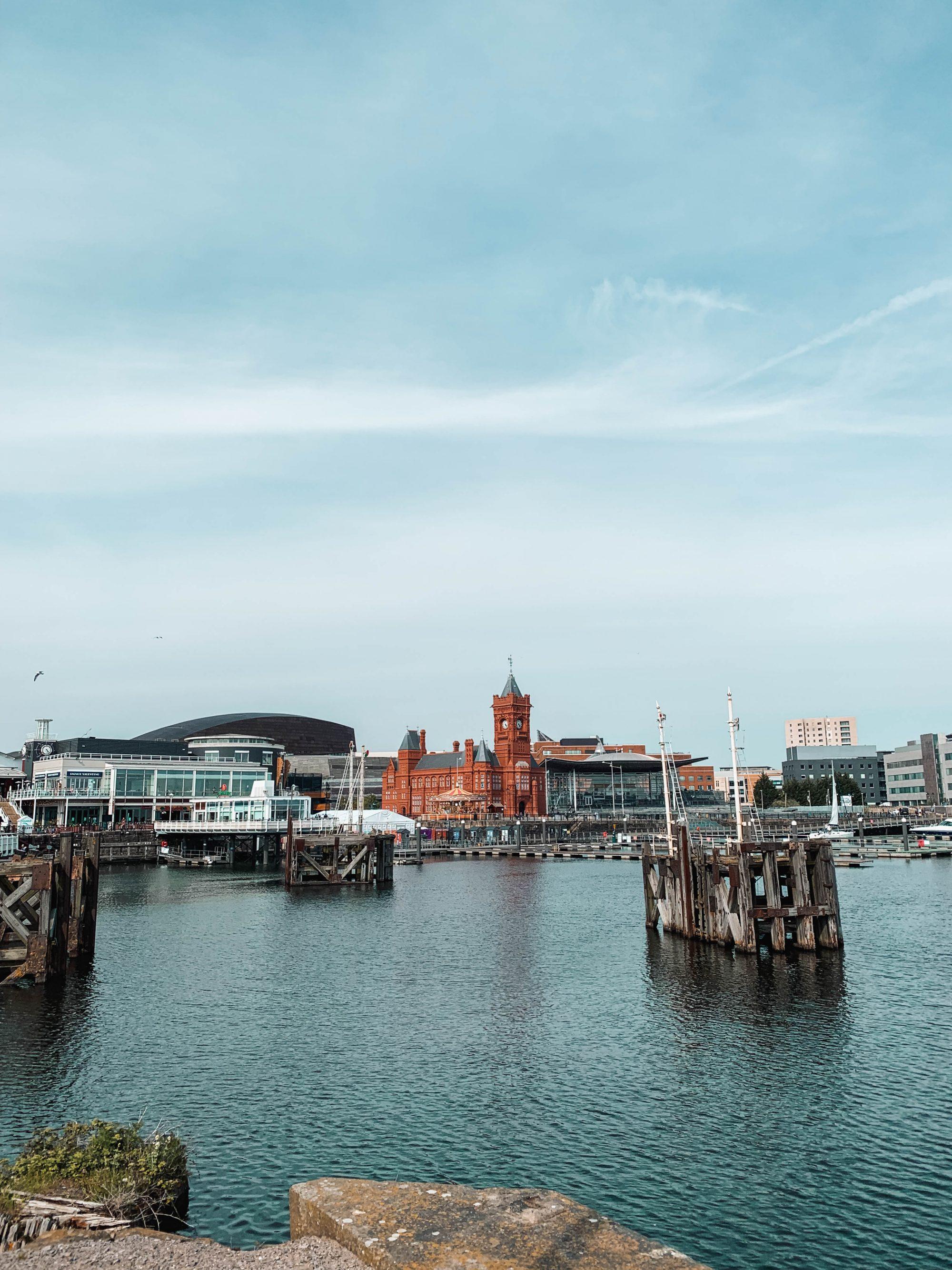 Cardiff, Urlaub in Wales, Urlaub in Südwales