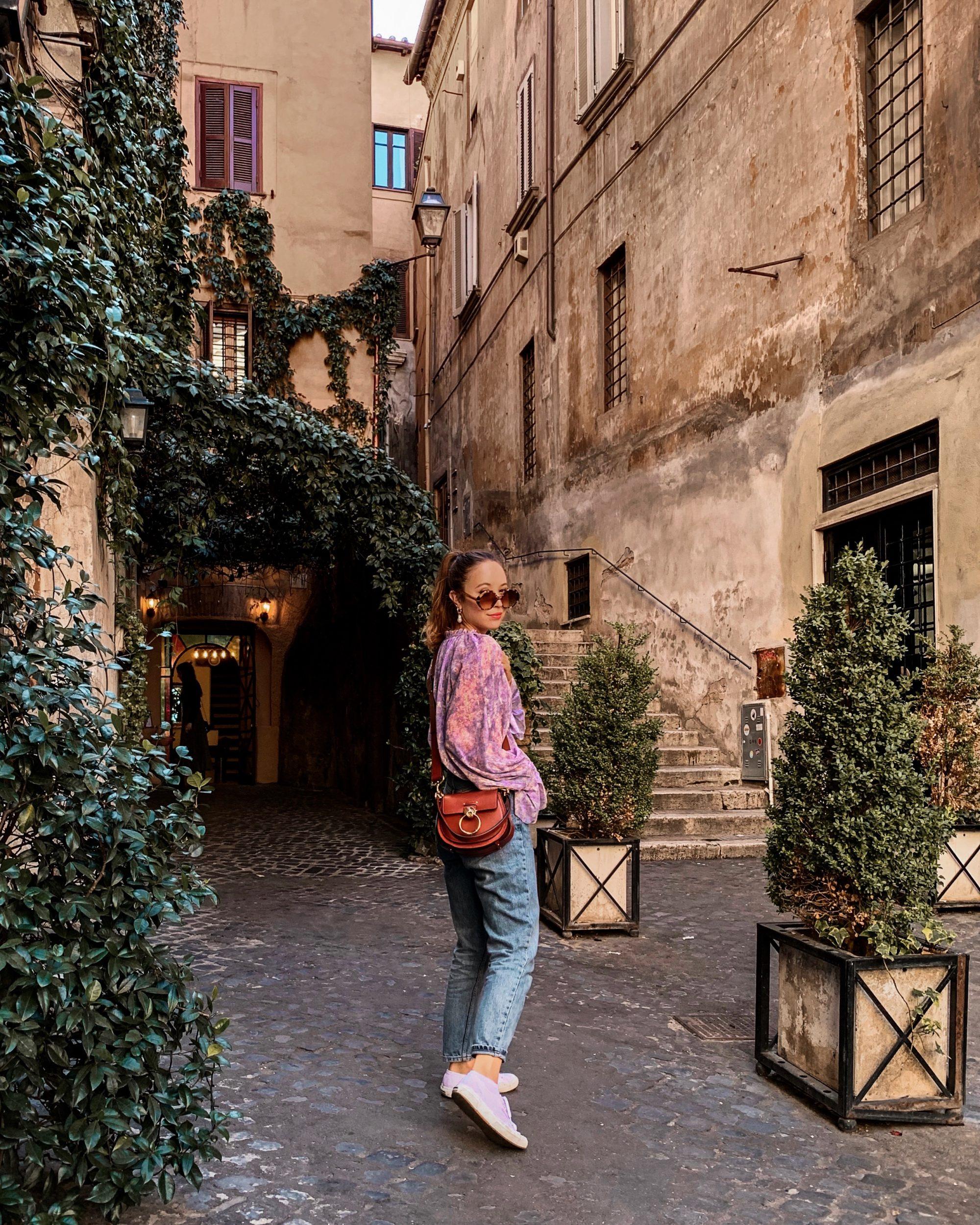 Kurztip nach Rom