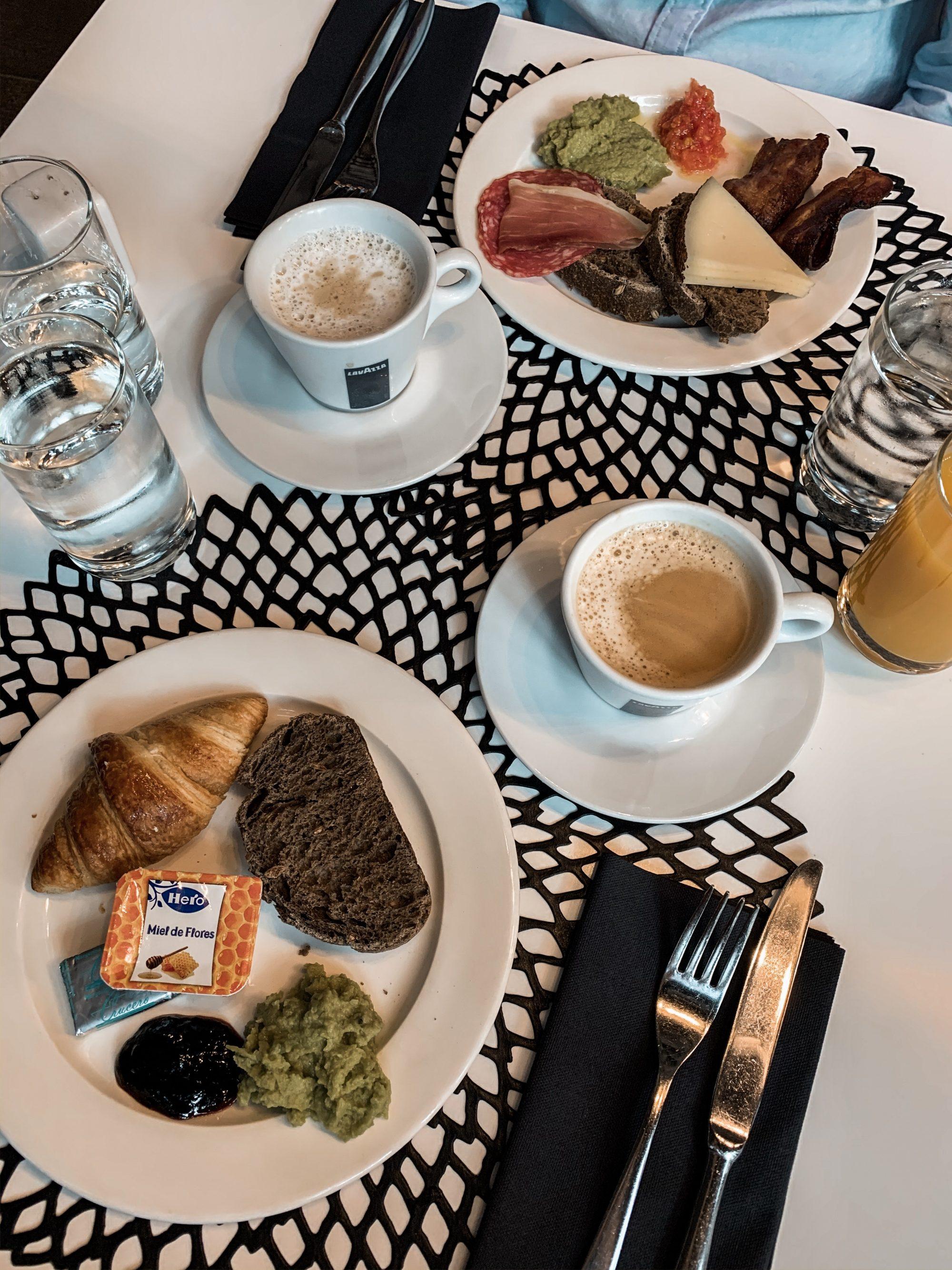 Barceló Raval Frühstück