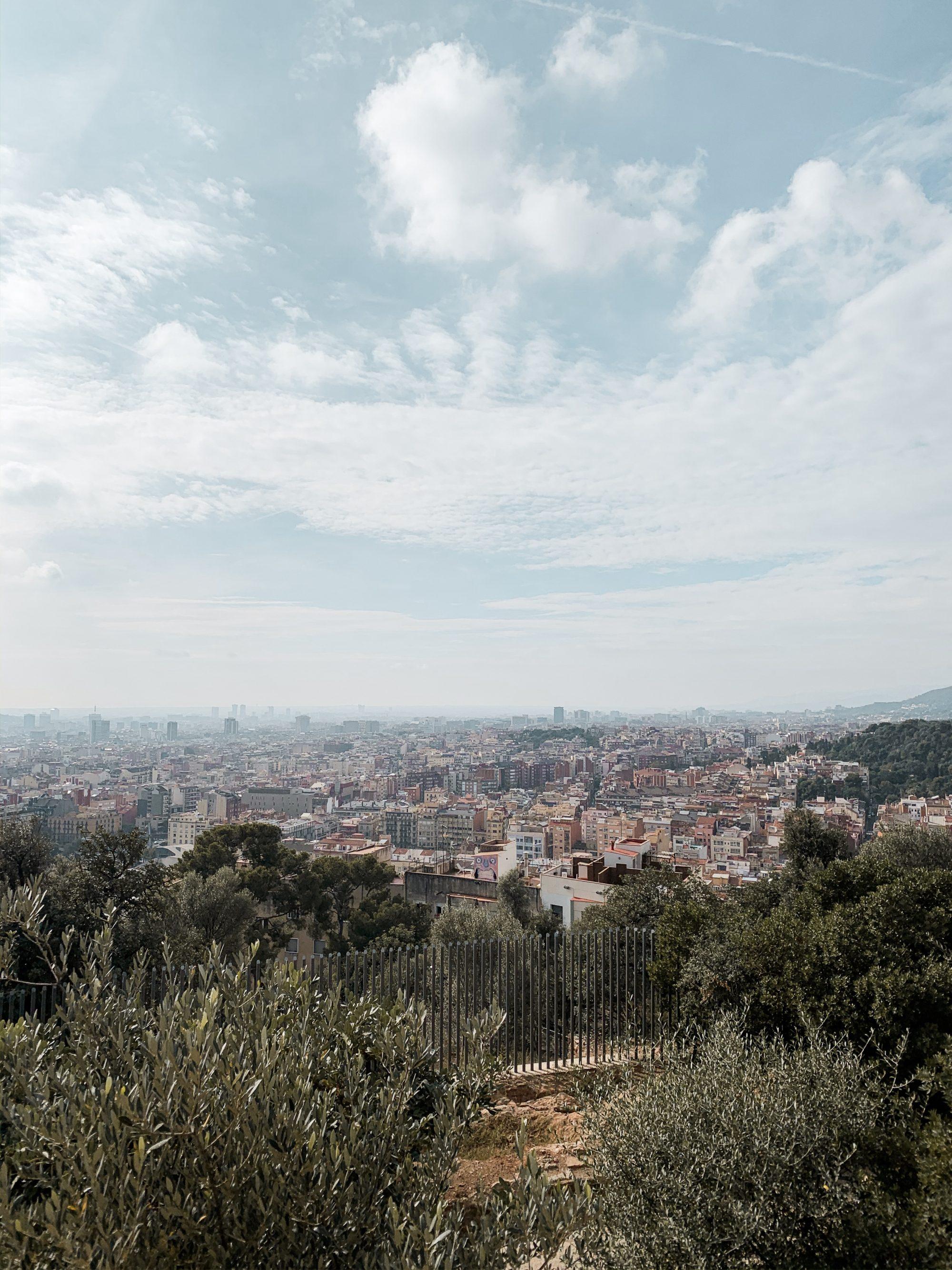 Städtetrip nach Barcelona