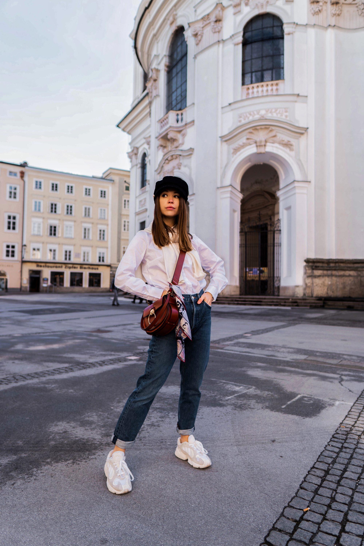 Die besten Jeansmodelle für kleine Frauen