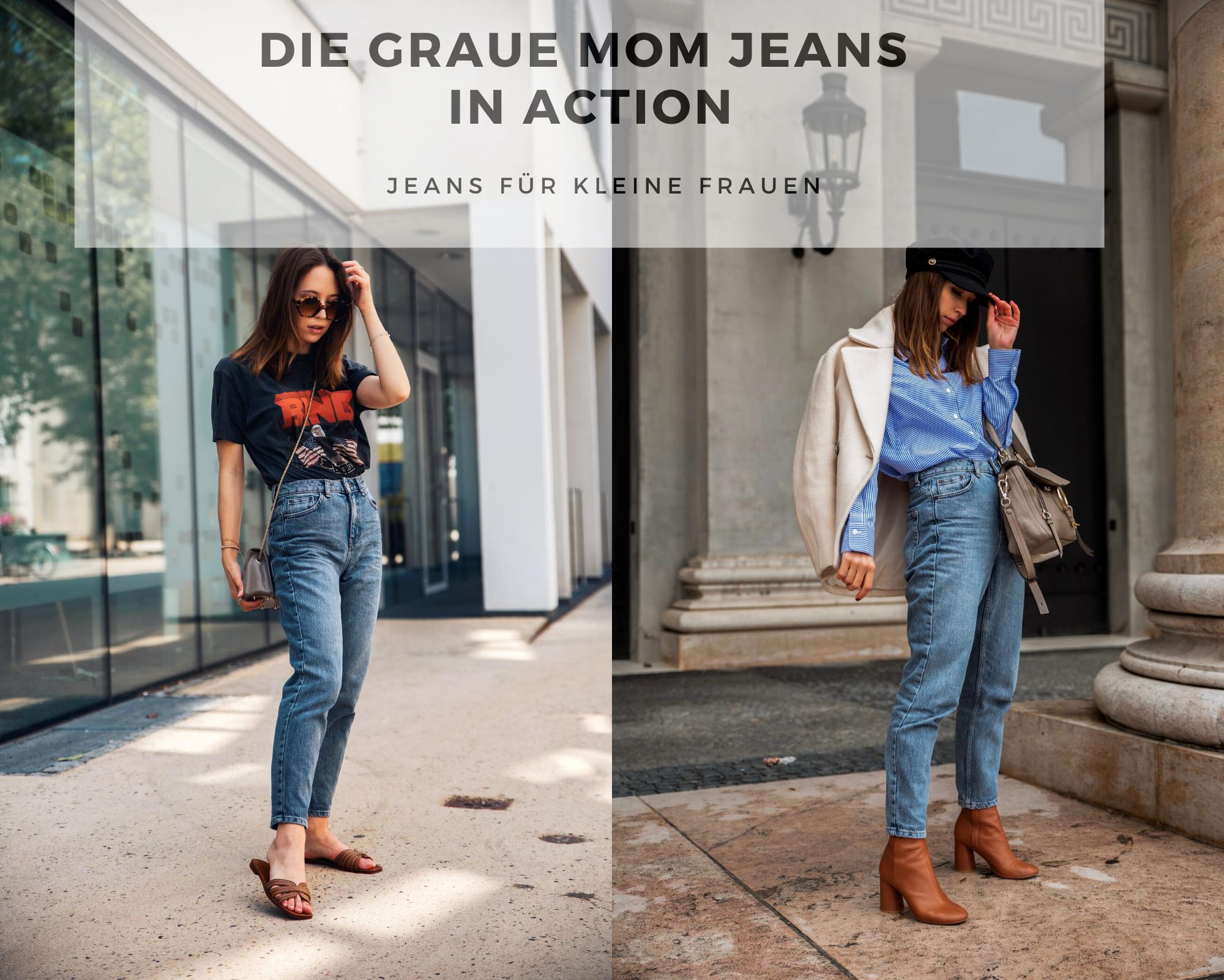 Jeansmodelle für kleine Frauen