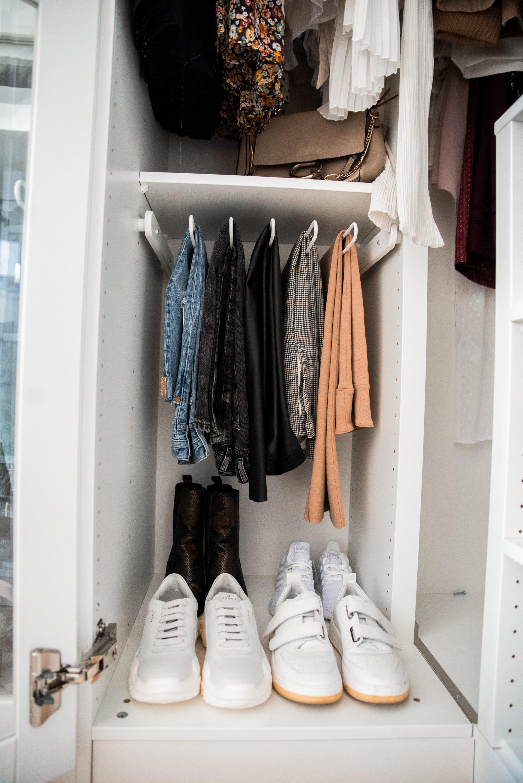 Ikea Pax Kleiderschrank Mode Blogger