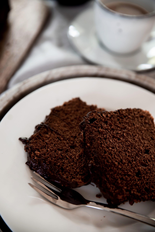 Der beste Schokoladenkuchen - Rezept meiner Mama
